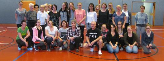 Selbstverteidigungskurs für Mädchen und Frauen in Winzendorf