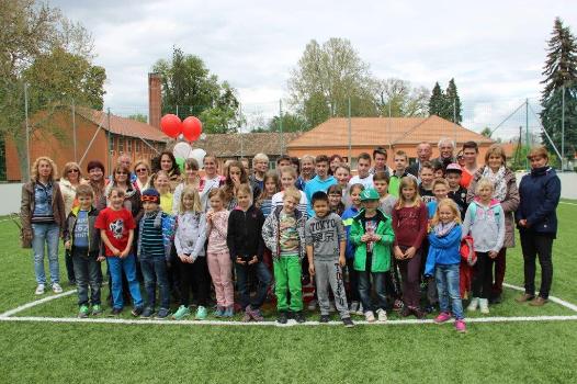 Grenzüberschreitende Schulpartnerschaft Winzendorf-Weikersdorf-Zalacsány